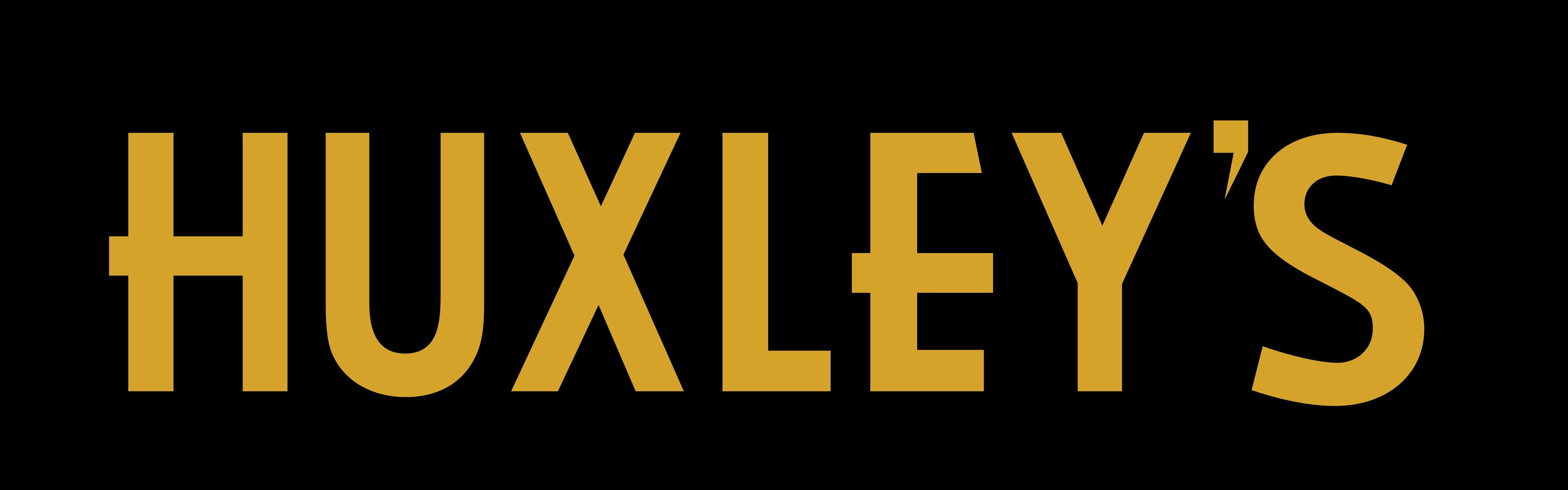 Huxley's Wellington